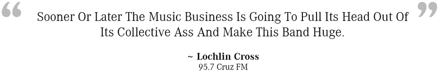 Lochlin Cross Quote